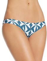 Mikoh Zuma Graphic Bikini Bottom
