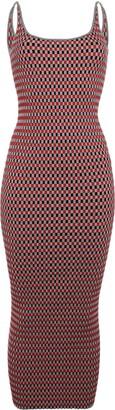 Paco Rabanne 3/4 length dresses