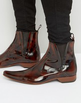 Jeffery West Pino Chelsea Boots