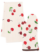 Kate Spade Cherry On Top 2-Piece Kitchen Linens Set