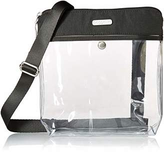 Baggallini Clear Pocket compliant Crossbody