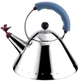 Alessi Michael Graves Kettle With Bird Shaped Whistle