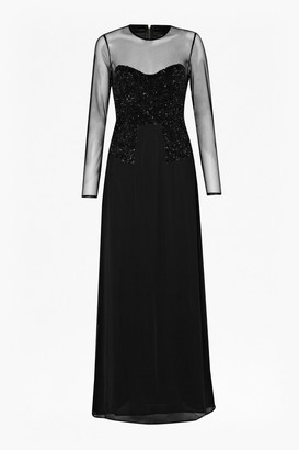 French Connection Moondust Maxi Dress