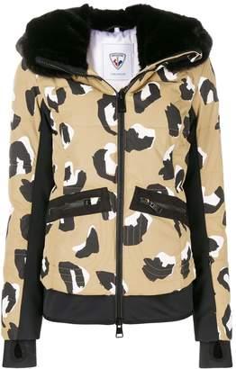 Rossignol W Yakima Bomber Print jacket