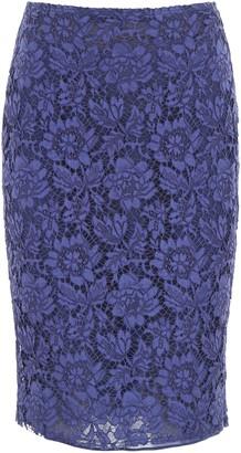Valentino Lace Midi Skirt