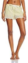 Skiny Women's Pyjama Bottoms - Yellow -