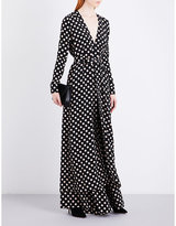 Alexis Vilda silk dress