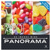 Cardinal Panorama Puzzle - Candy 750pc Puzzle