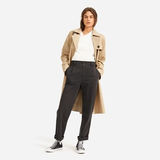 Everlane The Pleated Chino