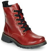 Fly London RAG women's Low Ankle Boots in multicolour