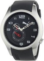 Puma Men's Motor PU102351002 Polyurethane Quartz Watch with Dial