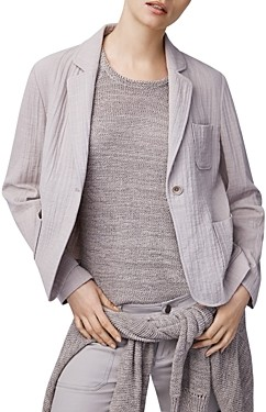 b new york Organic Cotton Blazer
