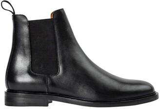 Tony Bianco Arctic Black Como Ankle Boots