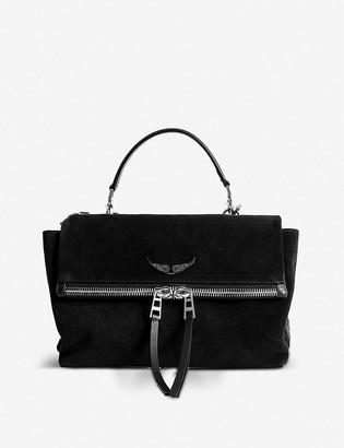 Zadig & Voltaire Twin leather shoulder bag