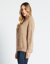 Deshabille Laura Sweater - Caramel