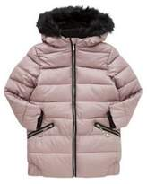 F&F Long Line Puffer Jacket