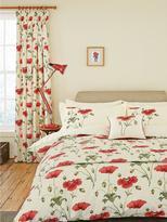 Sanderson Options Persian Poppy Pillowcase Pair