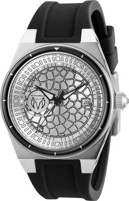 Technomarine Women's Technocell Stainless Steel Quartz Watch with Silicone Strap