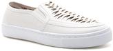 Qupid White Reba Sneaker