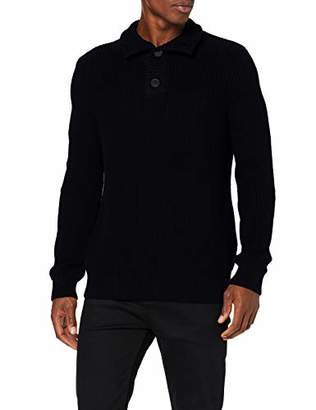 find. PHRM37 Mens Jumpers, (Black), (Size:2XL)