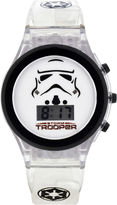 Star Wars Boys Blue Strap Watch-Stm3527jc