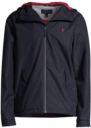 Polo Ralph Lauren Active Zip-Front Jacket