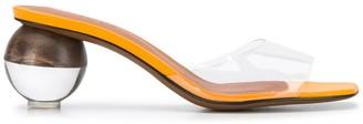 Neous Opus spherical-heels sandals