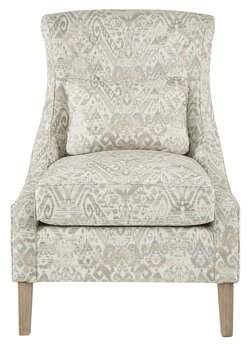 """Bungalow Rose Weatherspoon 21.5"""" Side Chair"""