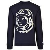 Billionaire Boys Club Glitter Helmet Sweatshirt