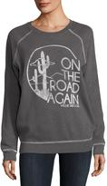 Junk Food Clothing On the Road Again Graphic Sweatshirt