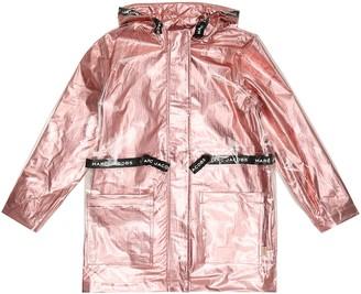 Marc Jacobs Hooded rain coat