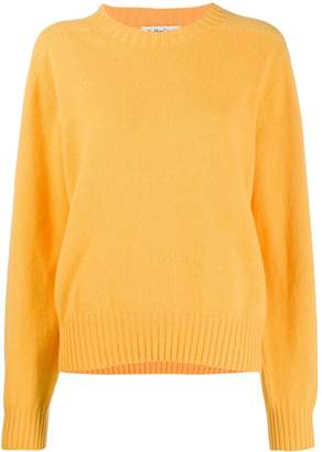YMC Jets crew neck jumper