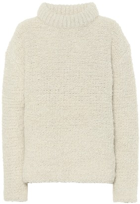Jil Sander Alpaca and wool sweater