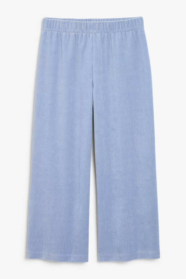 Thumbnail for your product : Monki Stretchy corduroy trousers