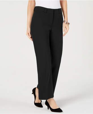 Alfani Curvy Bootcut Pants, Regular, Short, & Long Lengths