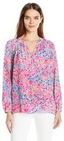 Lilly Pulitzer Women's 41773 : Elsa Top