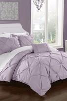 Weber Complete 3-Piece Duvet Cover Set - Lavender