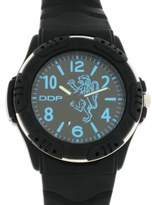 Egg Ddp EGG-DDP DDP Boys' Analog Quartz Watch with Black Rubber Strap - 4038802