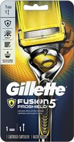 Gillette Fusion ProShield Men's Razor With FlexBall Handle and 1 Razor Blade Refill