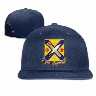 Wh Cla WH-CLA Snapback Cap 2Nd Infantry Regiment in The Battle of The Bulge Mesh Hat Sun Protection Adjustable Durable Dad Hat Trucker Hats Baseball Cap Women Outdoor Sports Baseball Cap Fishin