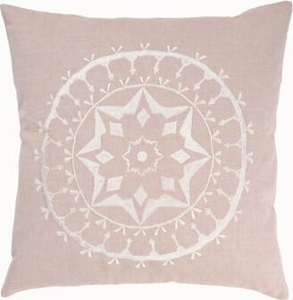 Wildon Home Charlesena Cotton Throw Pillow