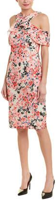 Rachel Roy Lace Midi Dress