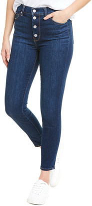 Seven For All Mankind 7 For All Mankind Fletcher Drive High-Rise Ankle Skinny Leg Jean