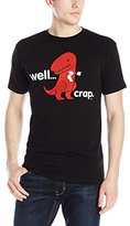 Goodie Two Sleeves Men's Well Crap T-Shirt