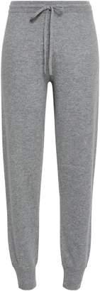 Theory Melange Cashmere Track Pants