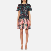 Paul Smith Women's Cockatoo Jersey Dress Black
