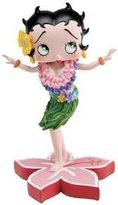 Betty Boop June Hula Girl Figurine