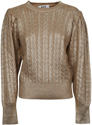MSGM Long Sleeves Sweater