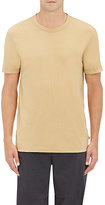 James Perse Men's Cotton Jersey Crewneck T-Shirt-GREEN