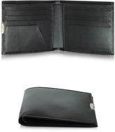 Pineider 1949 Small Black Leather Men's Wallet